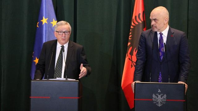 Јункер бара Албанија да продолжи со реформите и борбата против корупцијата