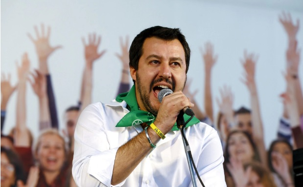 Северната лига го менува името за привлекување на гласачите од југот на Италија