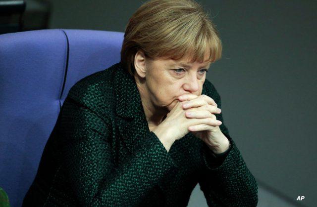 Почетокот на крајот на Ангела Меркел
