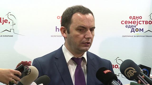 Османи: Очекуваме датум за преговори во јуни и членство во ЕУ до 2025-та