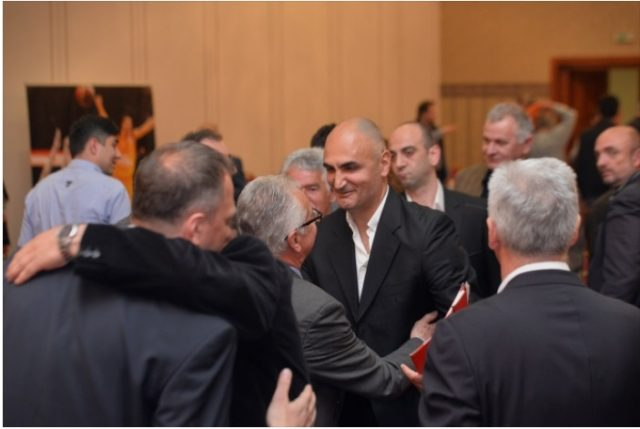 Петар Наумоски останува претседател на МКФ