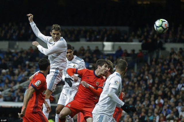 Реал Мадрид го прегази Реал Сосеидад