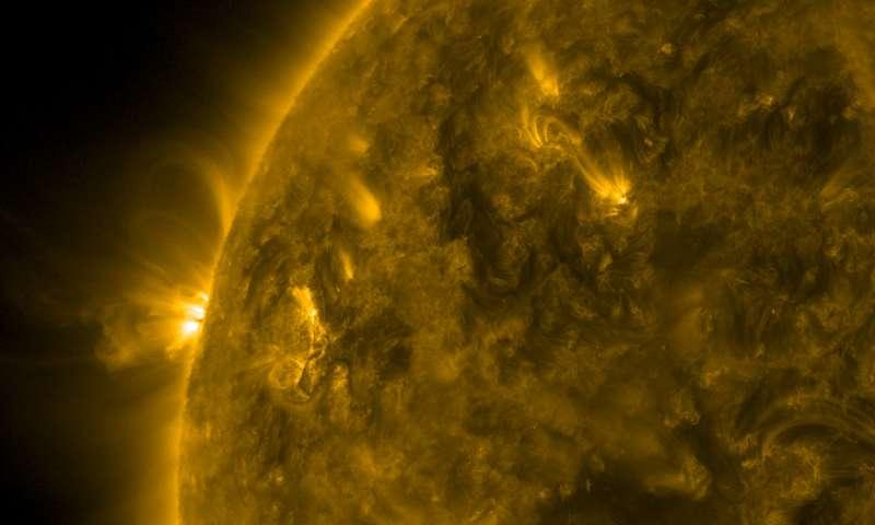 Астрономите предвидуваат скорешен остар пад на активноста на Сонцето