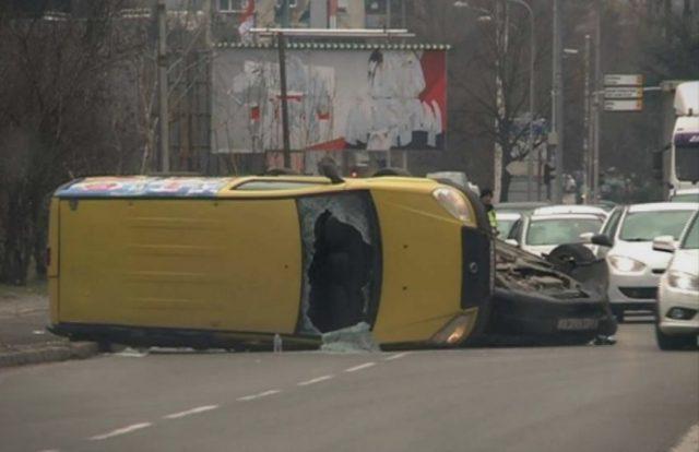 МВР со детали за сообраќајката кај Палас