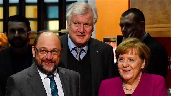 Германските демохристијани и социјалдемократите договорија голема коалиција