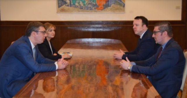 Мицкоски-Вучиќ: Иднината на Балканот е во прогресивните политичари
