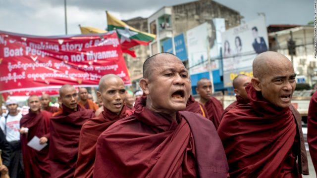 Дали митот за будистичкото ненасилство е производ на фантазијата на Западот