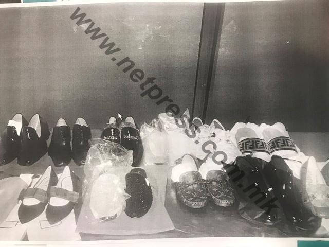 Боки 13 фатен во шверц на луксузна гардероба, казнет со огромна глоба