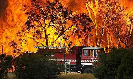 Се евакуираат 40 градови во Австралија поради пожари
