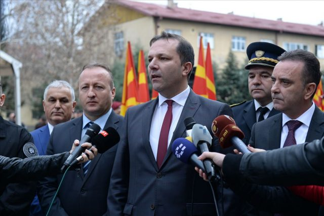 Полицаец отпуштен од МВР станал советник на Спасовски