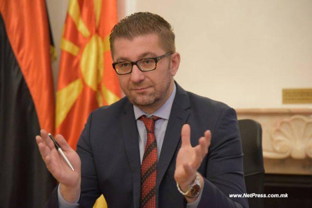 Единствено решение за Македонија е заминување на оваа власт