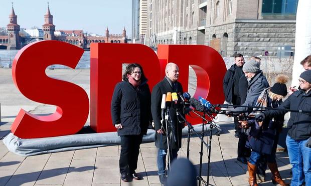 Германија: Социјалдемократите дадоа зелено светло за коалиција со демохристијаните