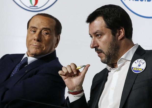 Берлускони ќе го поддржи челникот на евроскептичната Лига за италијански премиер