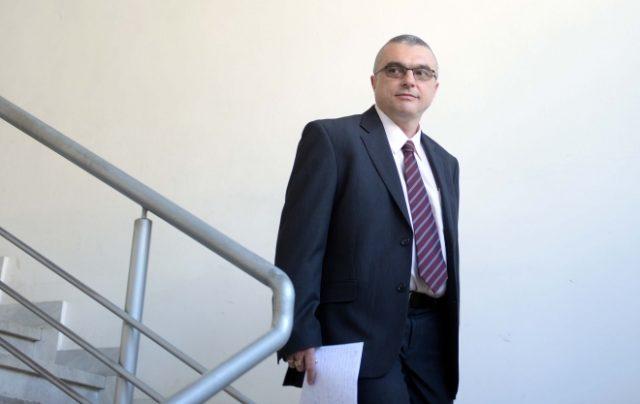 Антикорупционерот Горан Миленков си поднесе оставка