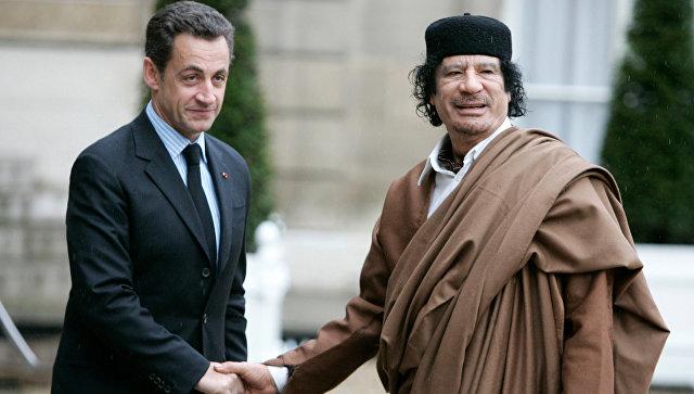 Саркози пуштен од притвор и обвинет за нелегално финансирање на претседателската кампања