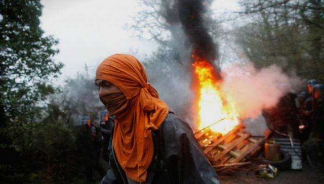 Работнички протести во Франција (ВИДЕО)