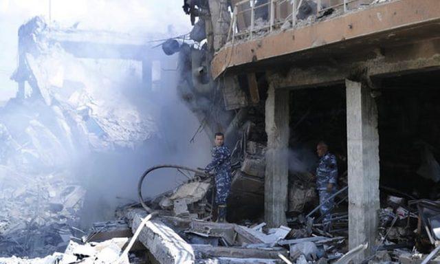 (Видео) Сиријците урнале девет проектили, никој не знае чии се