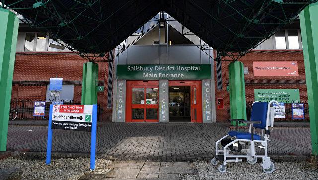 Јулија Скрипал пренесена во болница во британска воена база