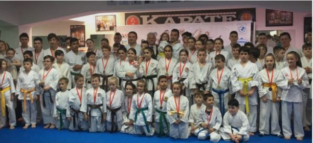 Одржан 50-ти Државен шампионат во традиционално карате