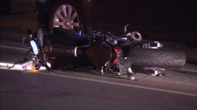 Џип удри во мотоциклист кај Битола