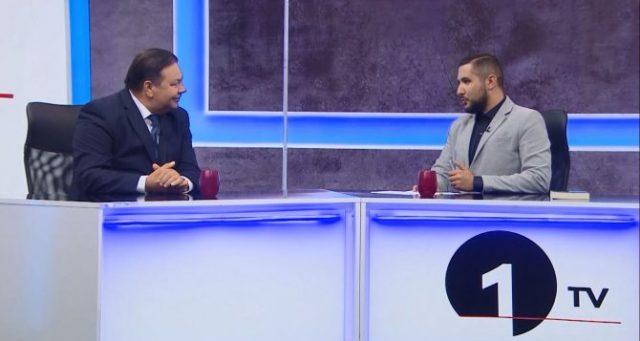 (ВИДЕО) Интервју со Амди Бајрам: Јас морам да бидам со власта, зад добар коњ добра прашина се дига