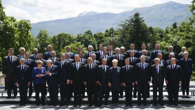ЕУ ја подржува европската перспектива на Западен Балкан