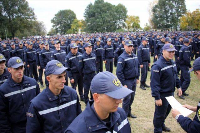 Новите полицајци од генерацијата 2017/18 ќе бидат ангажирани од 1 јуни