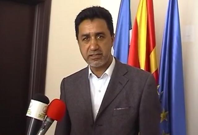 Неждет Мустафа: Со влегувањето во владата Амди Бајрам доби политичка аболиција