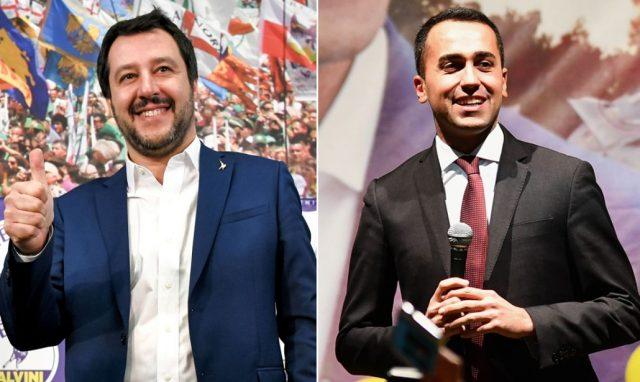 """Десната """"Лега"""" и левата """"Пет ѕвезди"""" договорија нова влада во Италија?"""