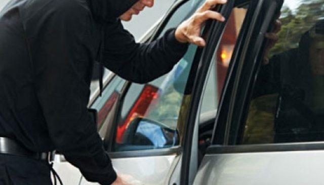 Уште еден украден автомобил во Скопје