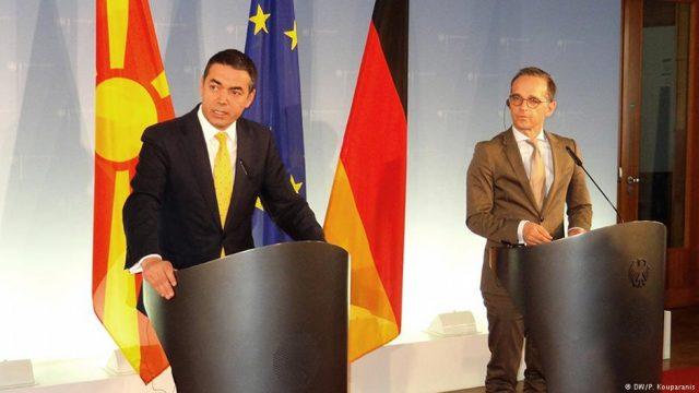Средба Мас – Димитров: Германија силно ќе лобира за Македонија
