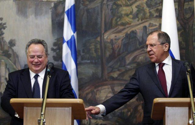 Лавров го поздрави договорот меѓу Грција и Македонија