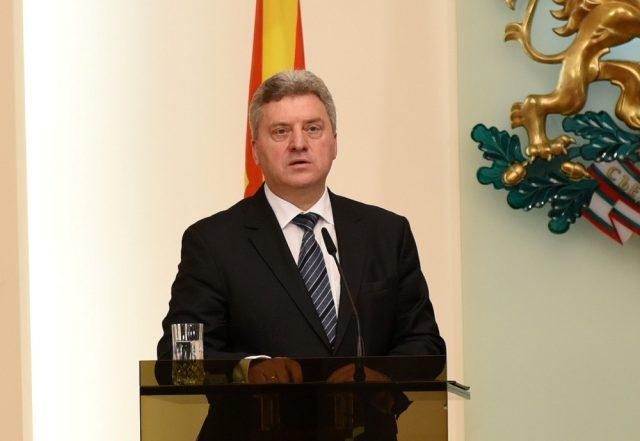 Иванов го обвини Борисов дека заземал страна, овој тврди дека го почитува македонскиот претседател