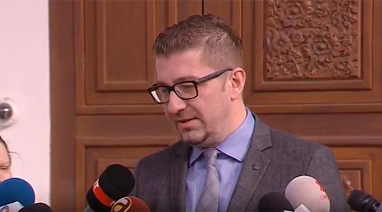Мицкоски: Немаше нови моменти што можевме да си ги кажеме со премиерот