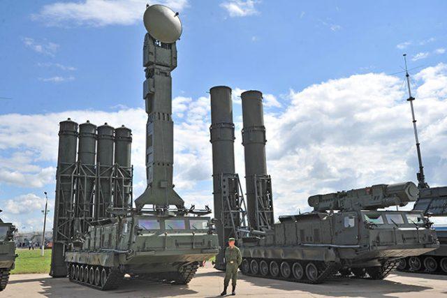 Ердоган му предложил на Путин заедничко производство на системите С-500