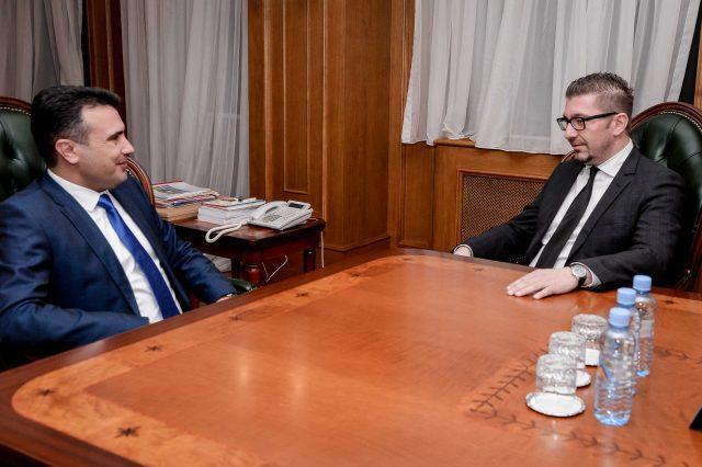 ВМРО-ДПМНЕ со значителе скок на рејтингот, пад на СДСМ