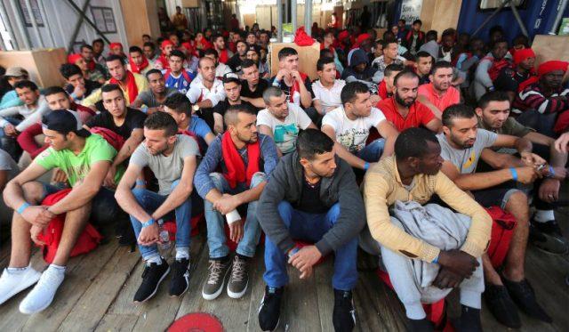 За осум месеци во Европа пристигнале над 60.000 мигранти
