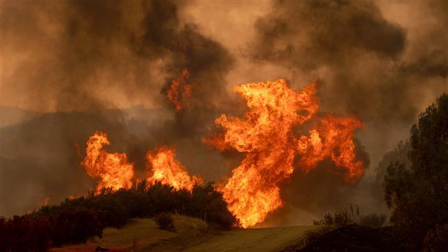 Десетта жртва на пожарот во Калифорнија