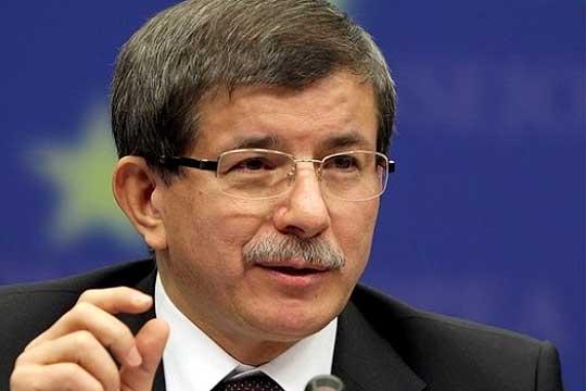 Давутоглу: Терористичките групи не треба да учествуваат во преговорите за Сирија