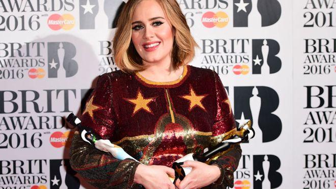 Brit Awards 2016: Адел апсолутна победничка (ВИДЕО)