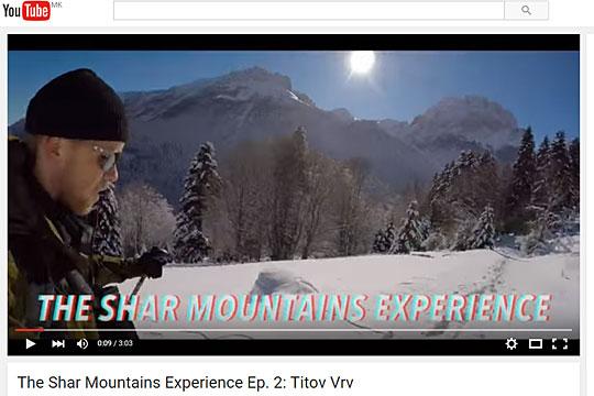 ВИДЕО: Како странците ја доживуваат Шар Планина