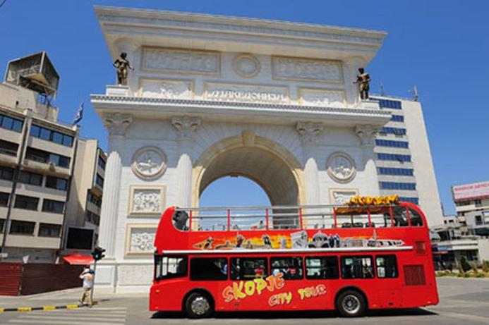 Скопје најпривлечна дестинација за странците