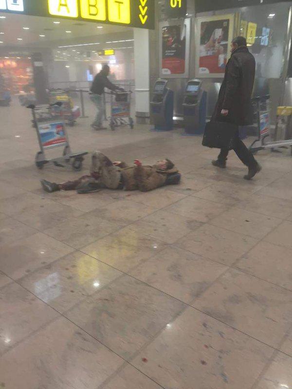 Еден од бриселските терористи работел во Европскиот Парламент