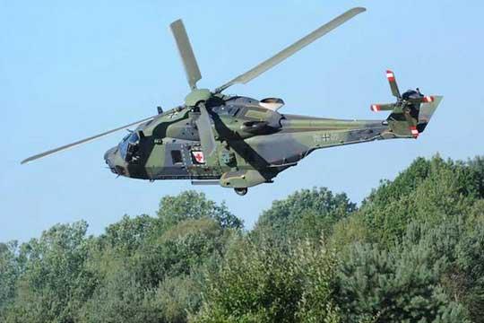 Се урна хеликоптер во Иран -Девет мртви