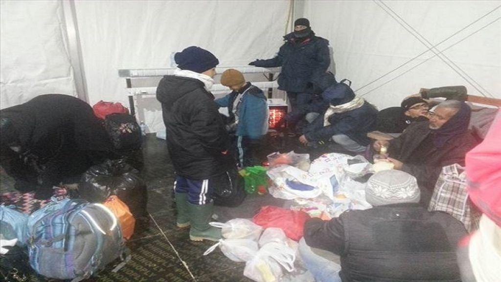 40 мигранти избегале од Транзитниот центар во Табановце