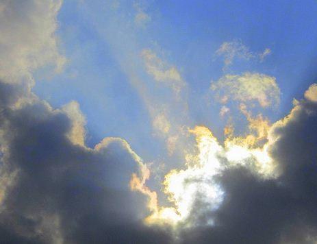 Времето денеска променливо облачно со сончеви периоди