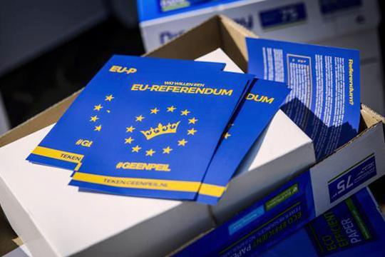 Холанѓаните гласаат на референдум за асоцијацијата меѓу ЕУ и Украина