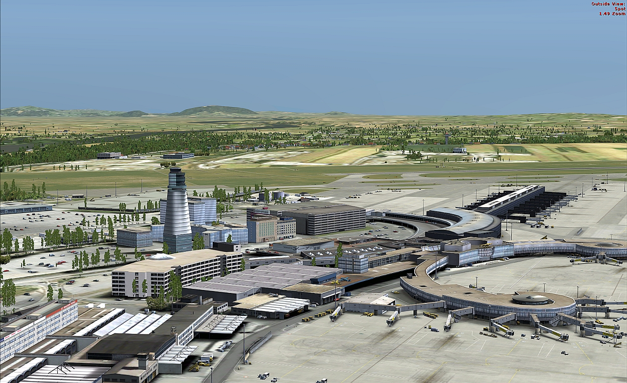 """Аеродромот """"Швехат"""" во Виена"""