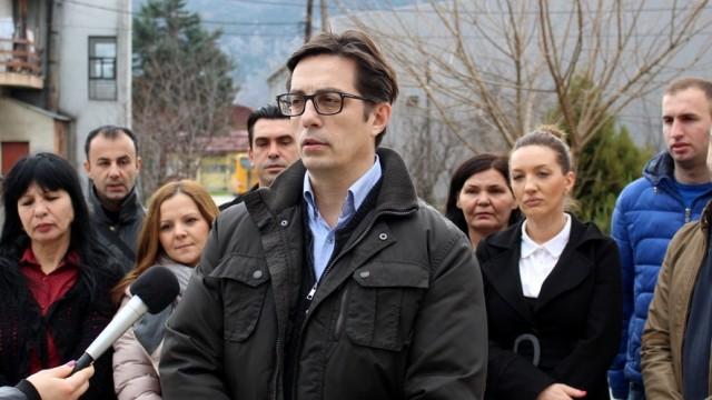 Пендаровски поднесе оставка на пратеничката функција по именувањето за нов Координатор за НАТО