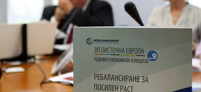 Светска банка: Македонија со најбрз економски раст во регионот
